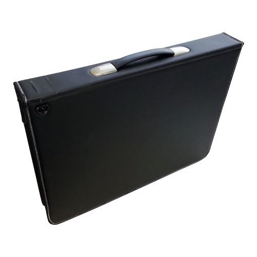 Mapac Artcare Black Premier A4 Portfolio Maxi (double capacity)