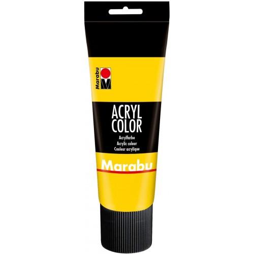 Marabu AcrylColor 225ml  Yellow