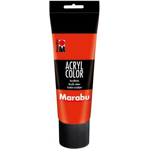 Marabu AcrylColor 225ml Vermilion