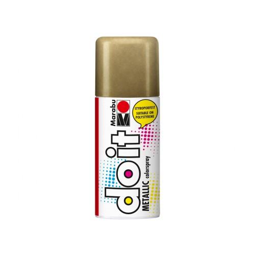 Marabu Do-It Colour Spraypaint Gold Metallic 150ml  (784)
