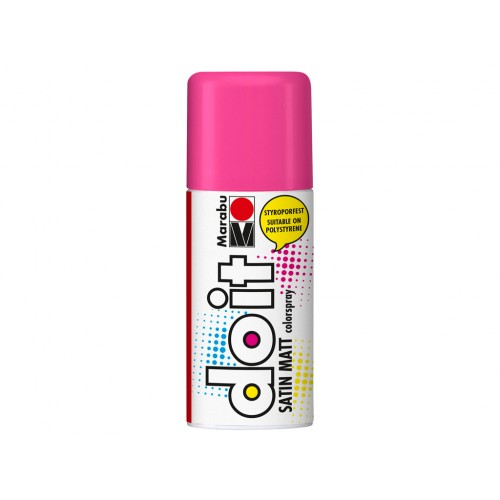 Marabu Do-It Colour Spraypaint Raspberry Satin Matt 150ml  (005)