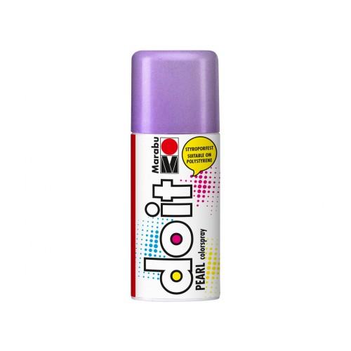 Marabu Do-It Colour Spraypaint Violet Pearlescent 150ml  (250)