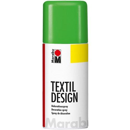 Marabu Textil Design Fabric Spraypaint Neon - Green 150ml - Acrylic - Based