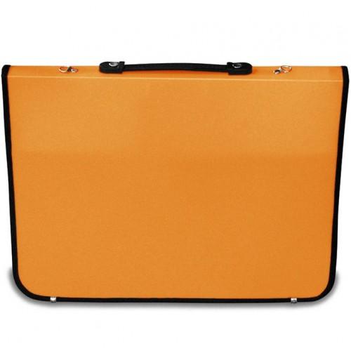 Mapac Artcare Orange Academy A4 Portfolio