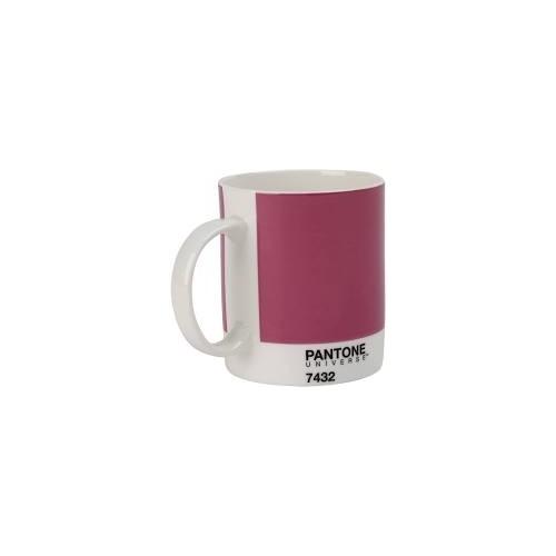 Pantone Bone China Mug Raspberry Crush 7432