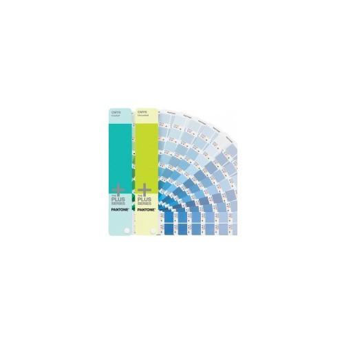 PANTONE PLUS CMYK Guide Set Coated & Uncoated  GP5101