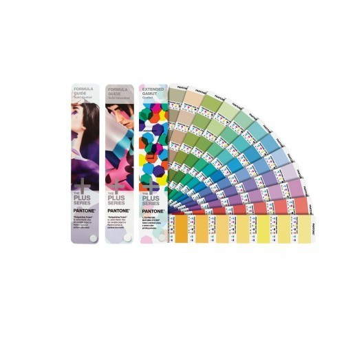 PANTONE Plus Extended Gamut Guide + Formula Guide Coated & Uncoated