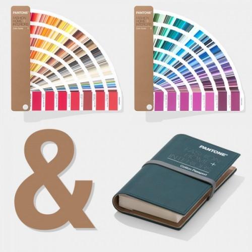 PANTONE FHI Passport with FHI Color Guide BUNDLE
