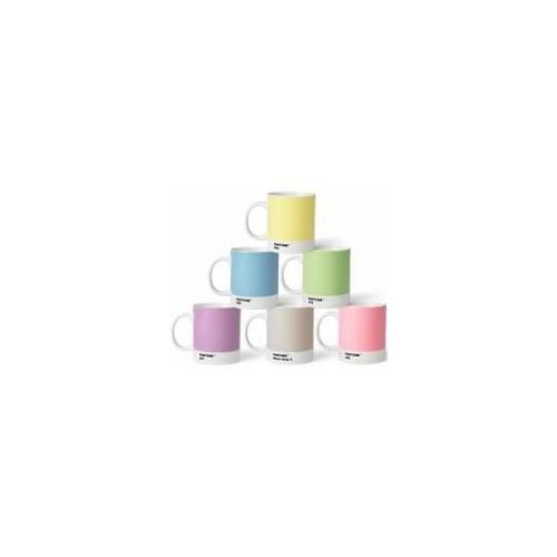 PANTONE  Bone china Mugs 6 x PA288