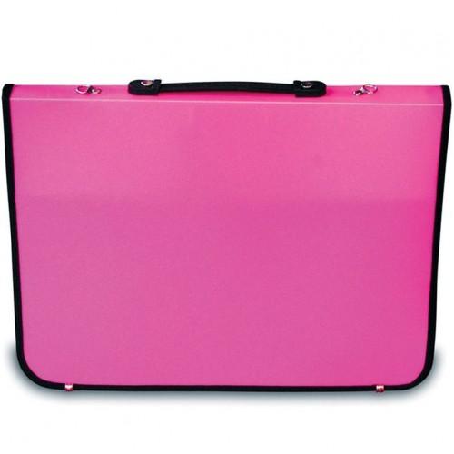 Mapac Artcare Pink Academy A4 Portfolio