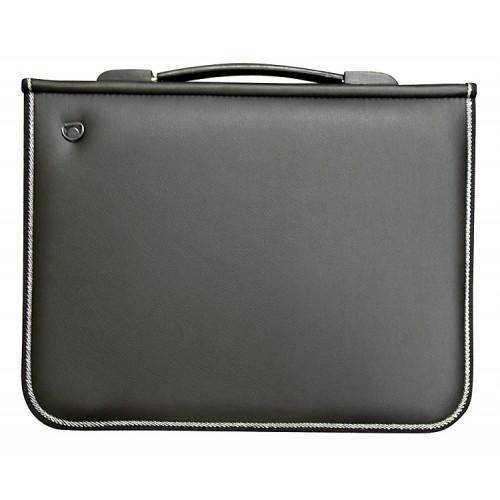 Mapac Artcare Black Premier A1 Portfolio including 5 free sleeves