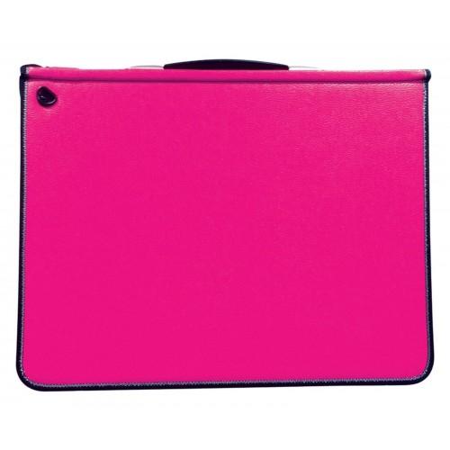 Mapac Artcare Fuschia Pink Premier A2 Portfolio including 5 free sleeves