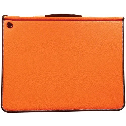 Mapac Artcare Sunset Orange Premier A2 Portfolio including 5 free sleeves