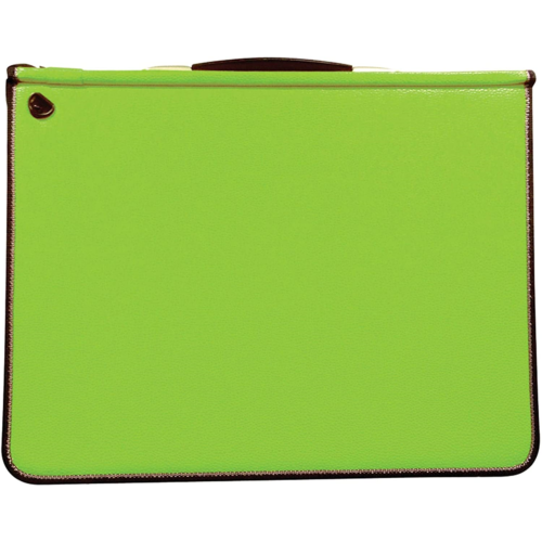 Mapac Artcare Zingy Lime Premier A3 Portfolio including 5 free sleeves