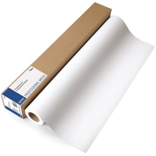 """Epson Cold Press Bright Paper (340gsm) 17"""" x 50`"""