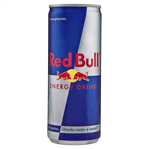 Red Bull Energy Drink 250ml can case of 24