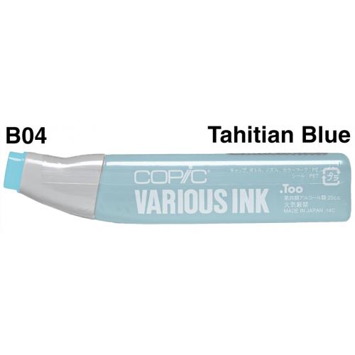 Copic Ink B04 - Tahitian Blue  CZ20076136