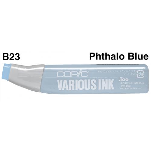 Copic Ink B23 - Pthalo Blue  CZ2007675