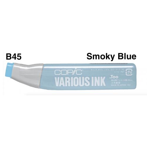 Copic Ink B45 - Smokey Blue  CZ20076228