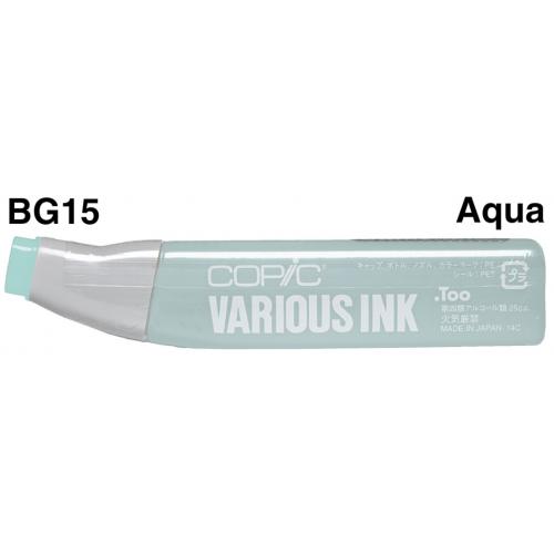 Copic Ink BG15 - Aqua  CZ2007649