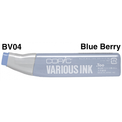 Copic Ink BV04 - Blue Berry  CZ20076170