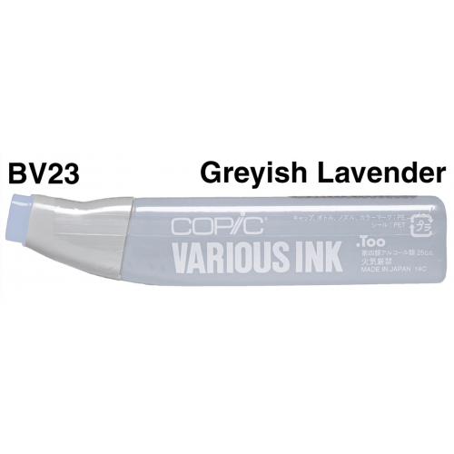 Copic Ink BV23 - Grayish Lavender  CZ20076171