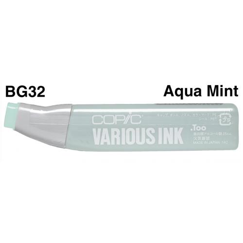 Copic Ink BG32 - Aqua Mint  CZ20076218