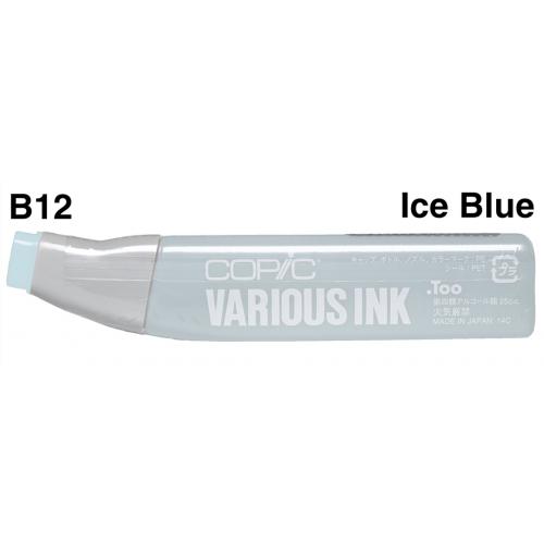 Copic Ink B12 - Ice Blue  CZ20076222