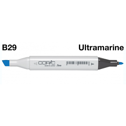 Copic Marker B29 - Ultramarine  CZ2007525