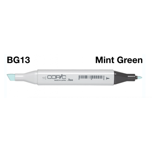 Copic Marker BG13 - Mint Green  CZ20075143