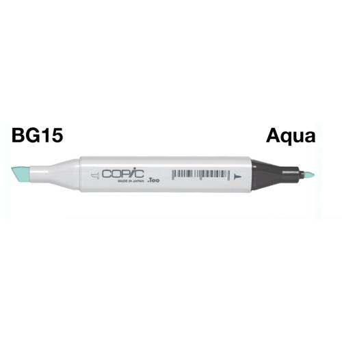 Copic Marker BG15 - Aqua  CZ2007549