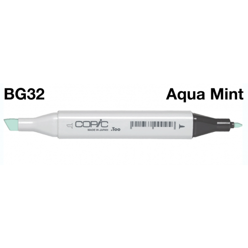 Copic Marker BG32 - Aqua Mint  CZ20075218