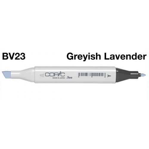 Copic Marker BV23 - Grayish Lavendar  CZ20075171