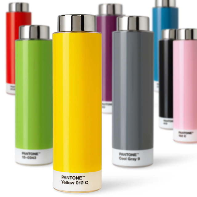 Pantone Tritan Drinking Bottle