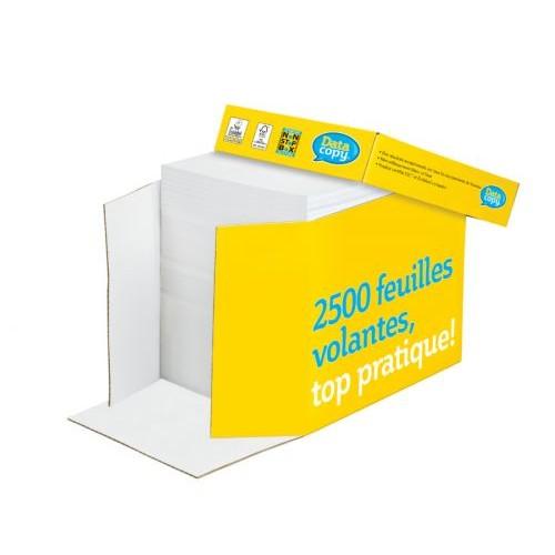 Data Copy Everyday Copier Paper 80gsm A4 White - Box (5 Reams)