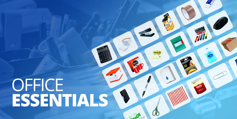 Buy all of your office essentials at Thombequ