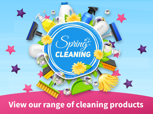 Spring Cleaning Range