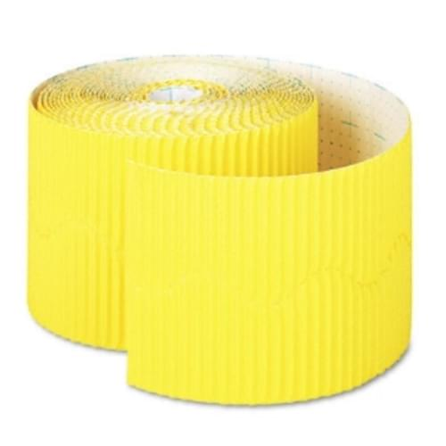BORDETTE BORDER 57mm x 15m - CANARY YELLOW