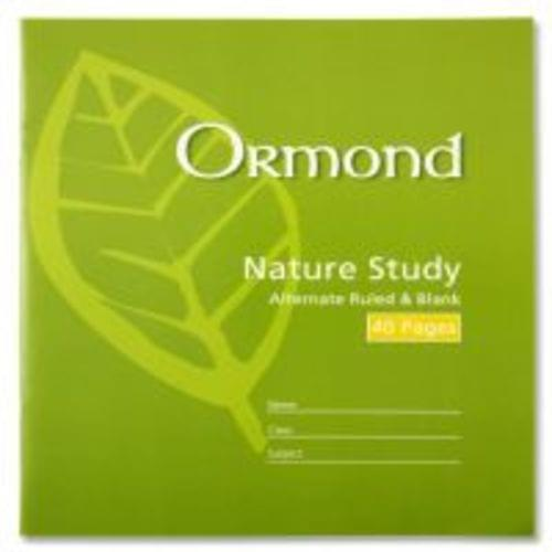 Nature Study Copybook (40 Pages)