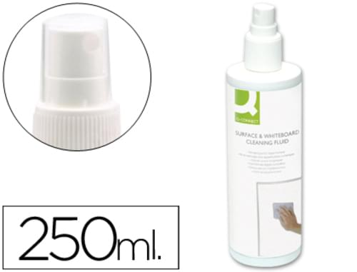 Whiteboard Surface Cleaner 250ml