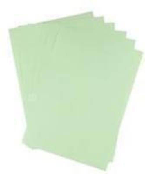 A4 Copier Paper Tint Green (500 SHEETS)