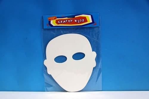 Crafty Kidz - Paper Masks 5 per Pack