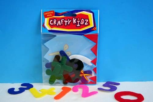 Crafty Kidz - Felt Numbers