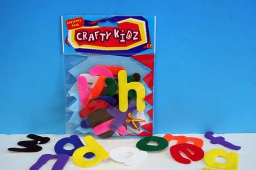 Crafty Kidz - Felt Letters