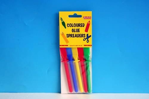 Coloured Glue Spredders