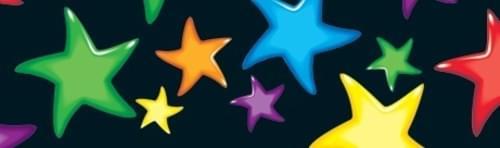 Terrific Trimmers - Gel Stars