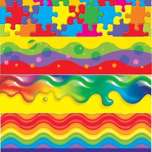 Trimmer Variety Packs - Colour Blast