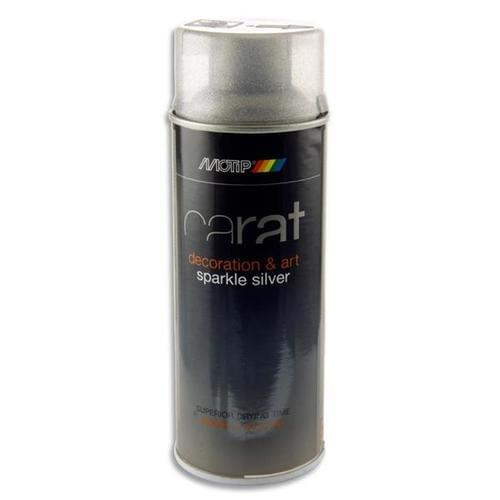400ml CAN ART SPRAY PAINT - SILVER