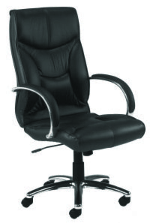 Whist Black Executive Leather Chair