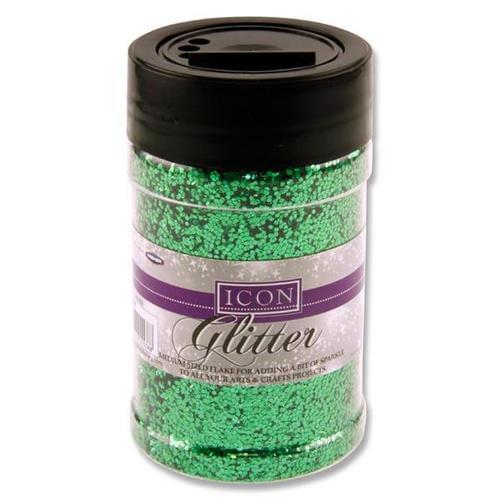 Creative Essentials - Green Glitter 450g